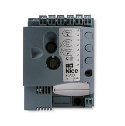 Блок управления NICE XBA20 для шлагбаумов S-BAR